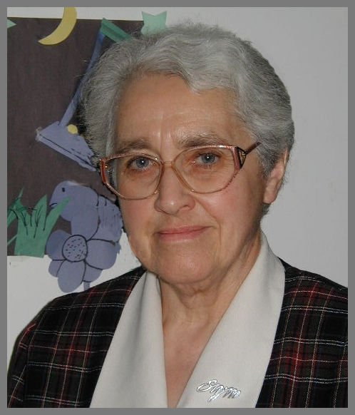 Sister Marie-Claire Miron