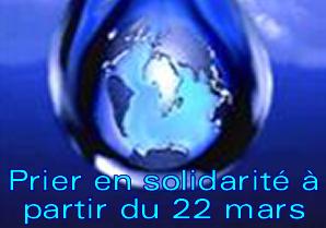 Une invitation à prier en solidarité à partir du 22 mars