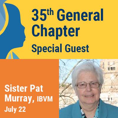 Sr. Pat Murray to Speak on Global Sisterhood