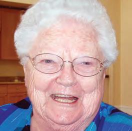 Sister Michaeline Mary Falvey