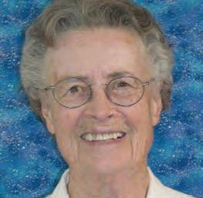 Sister Jean Elizabeth Griffin