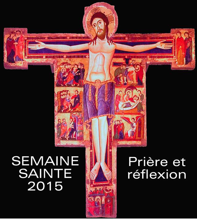 Réflexion pour la Semaine sainte