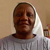 Sister Nthabiseng Leonia Khechane