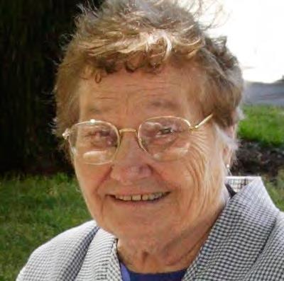 Sister Mary Elizabeth Lagoy