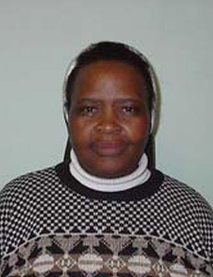 Sister Eulalia 'Mamachobane Lephoto