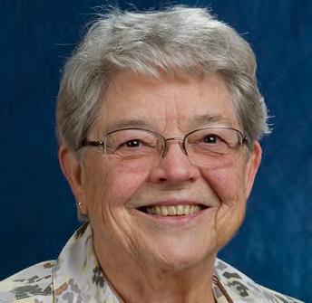 Sister Donna Maynard