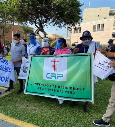 A call for solidarity and prayer in support of the Peruvian people