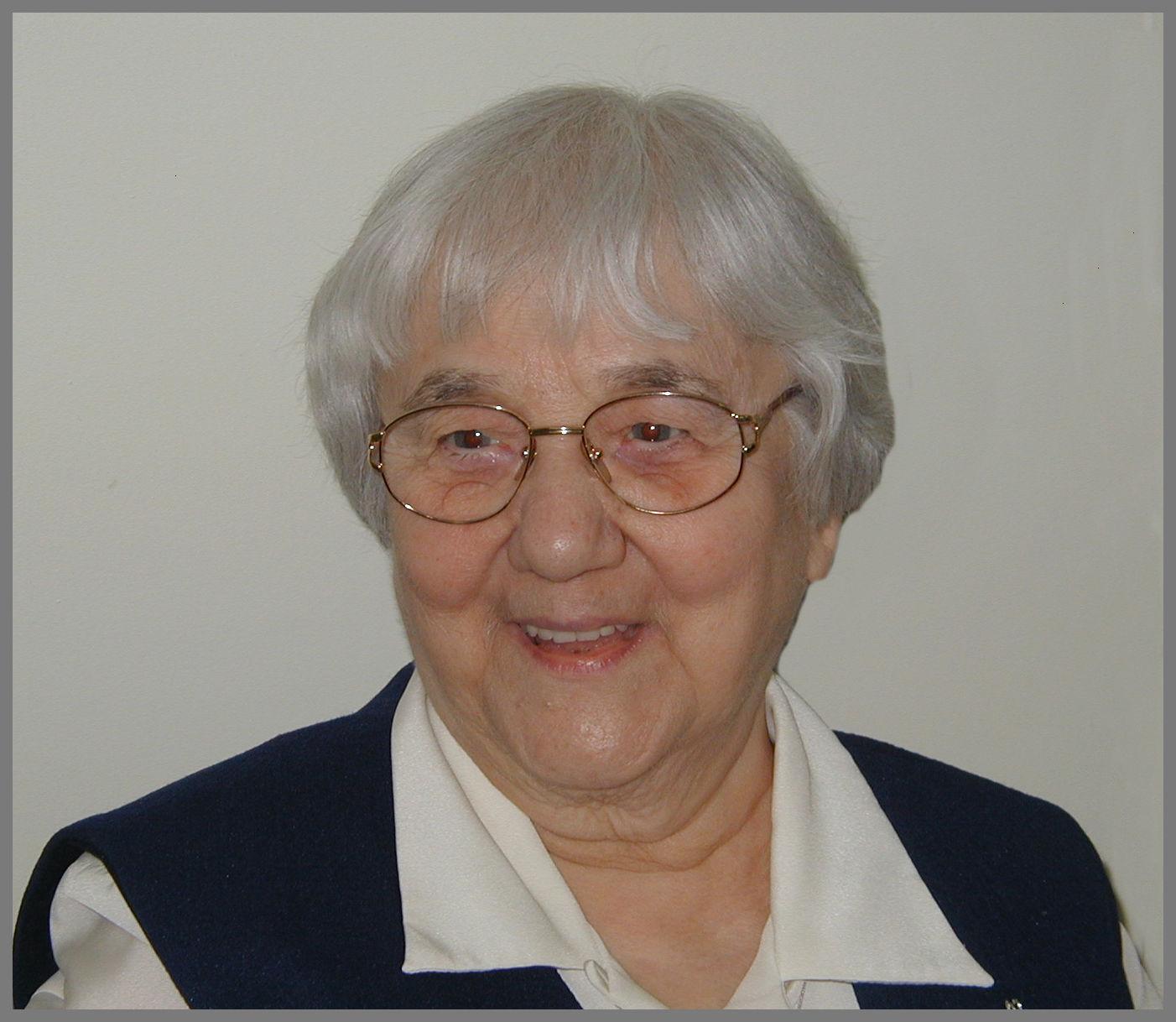 Sister Georgette Leroux