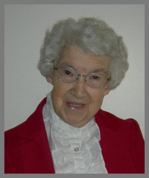 Sister Élisabeth Maheu