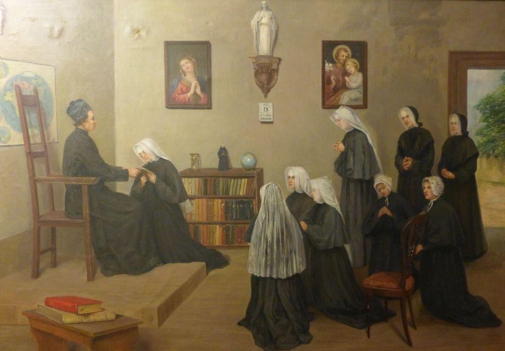 Commémoration – Journée de fondation de la congrégation des Sœurs des Saints Noms de Jésus et de Marie (SNJM)