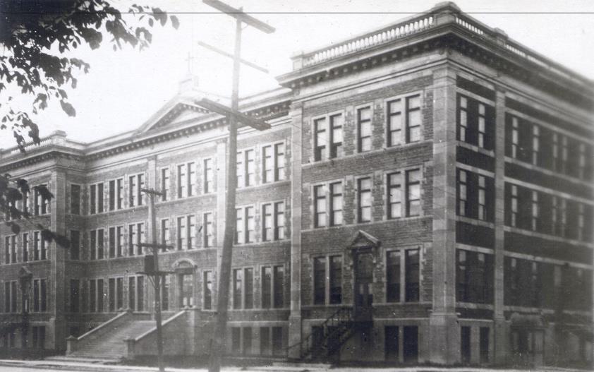 Memories of St-Clement-de-Viauville School