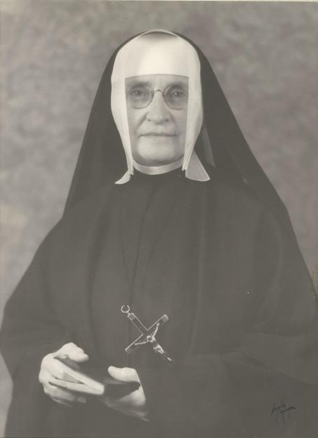 July 13 1979, Mother Marie-Rose was declared Venerable