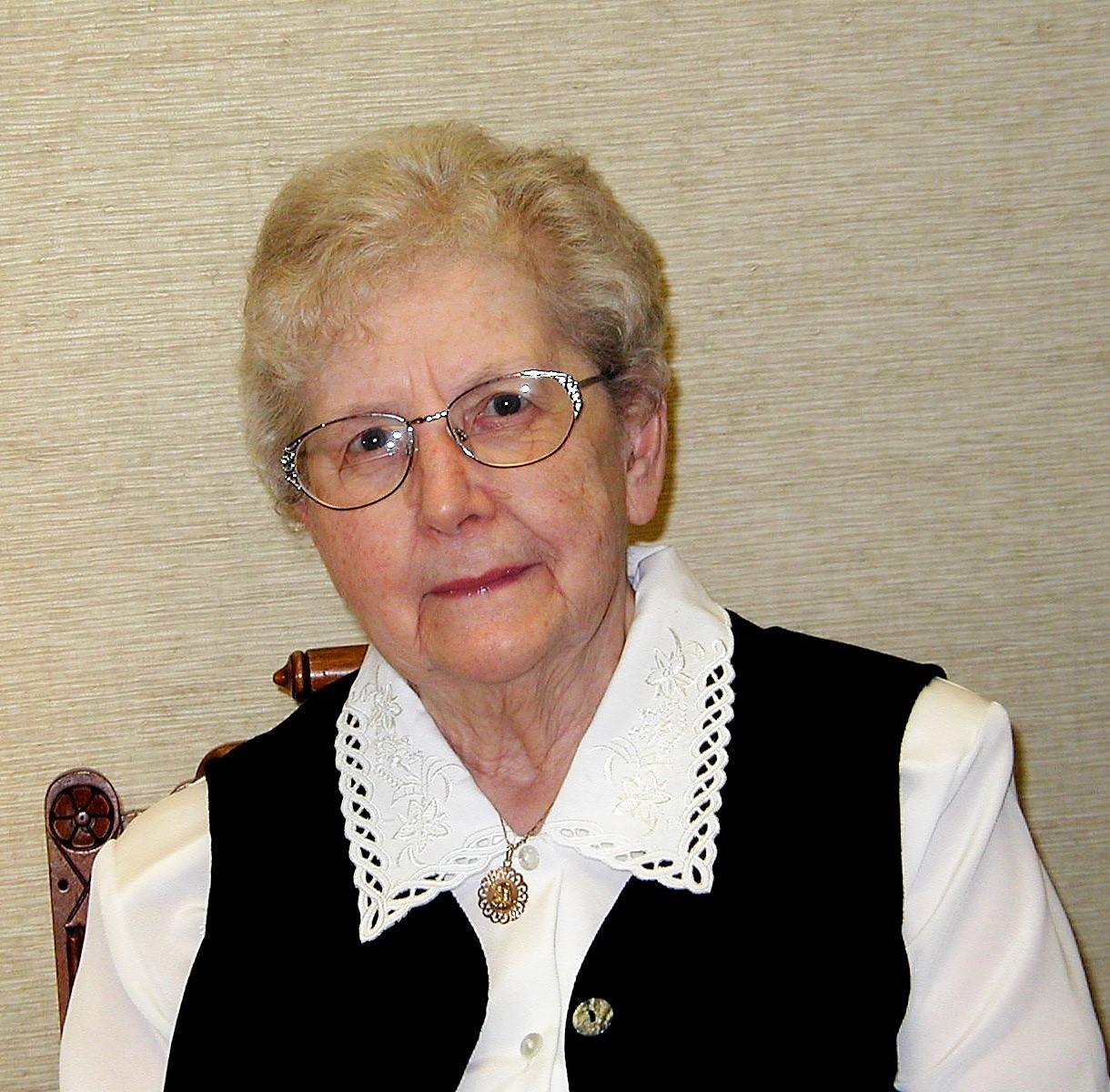 Sister Thérèse Lemay