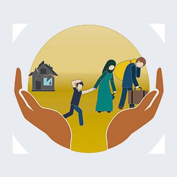 Immigrants et refugiés